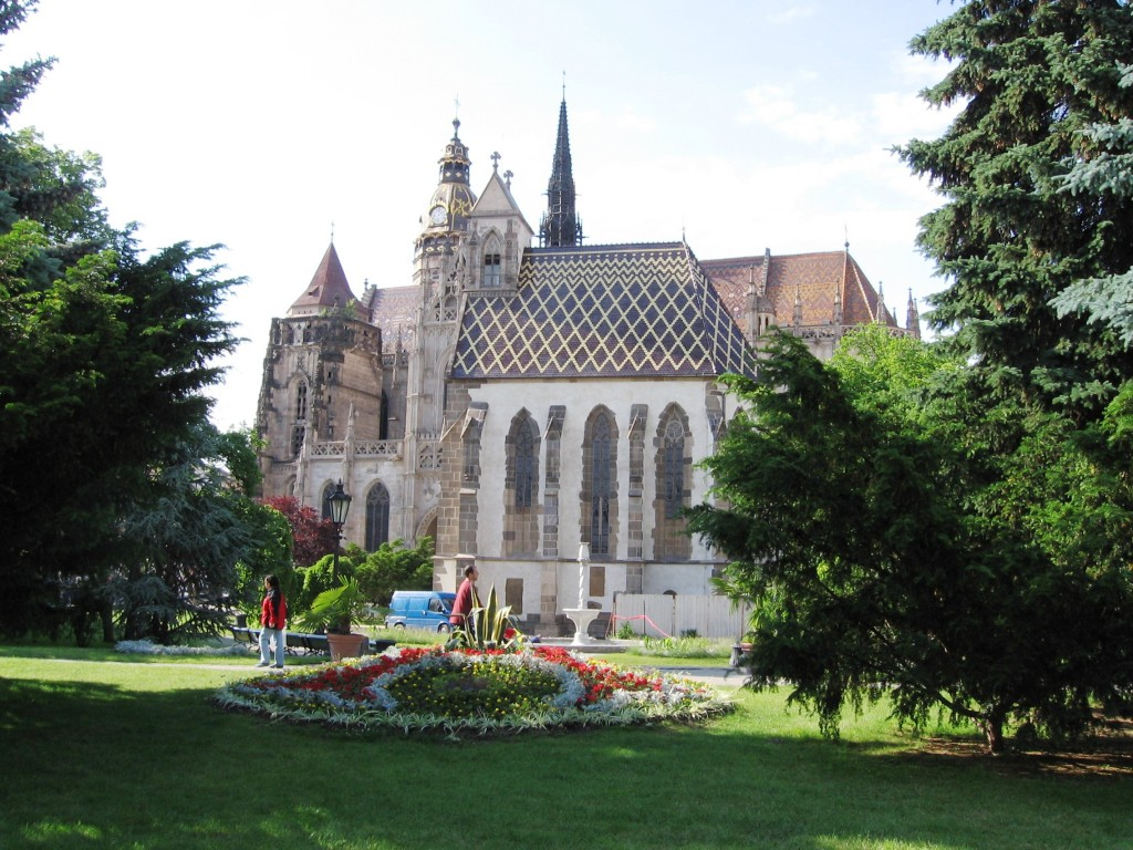Košice - Kathedrale der Heiligen Elisabeth