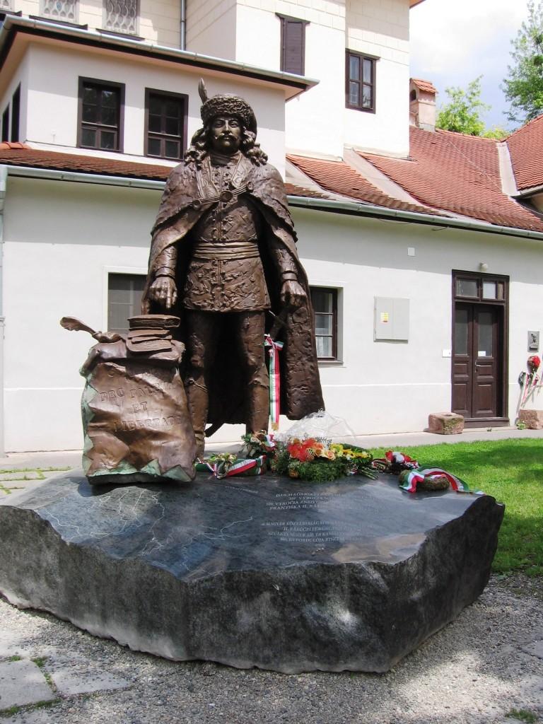 Košice - Denkmal für Franz II. Rákoczi