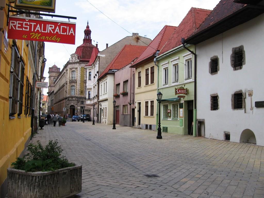 Košice - Altstadt