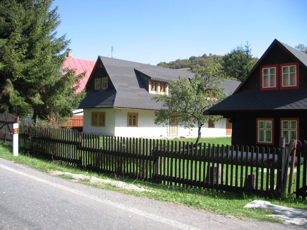 Hohe Tatra - Traditionelle Architektur