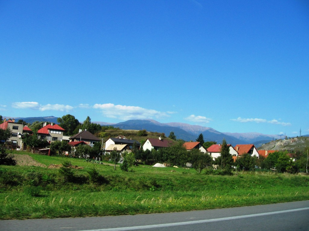 Ortschaft am Rande der Hohen Tatra