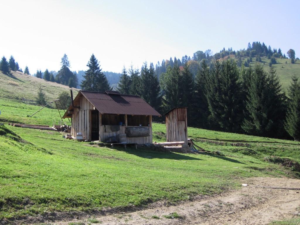 Koliba - Schäferhütte in der Hohen Tatra
