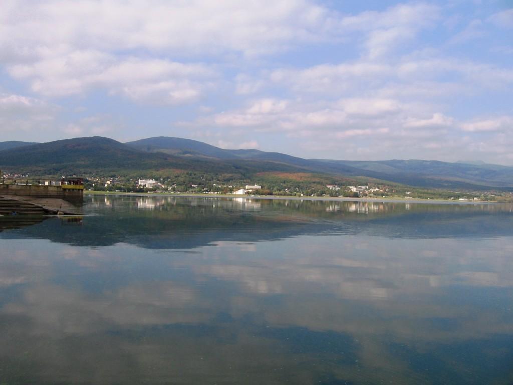 Zemplínska Šírava in der Ostslowakei