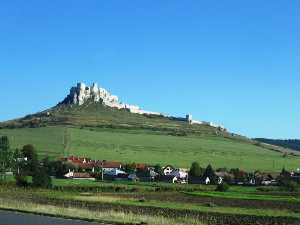 Die Zipser Burg - Spišský hrad