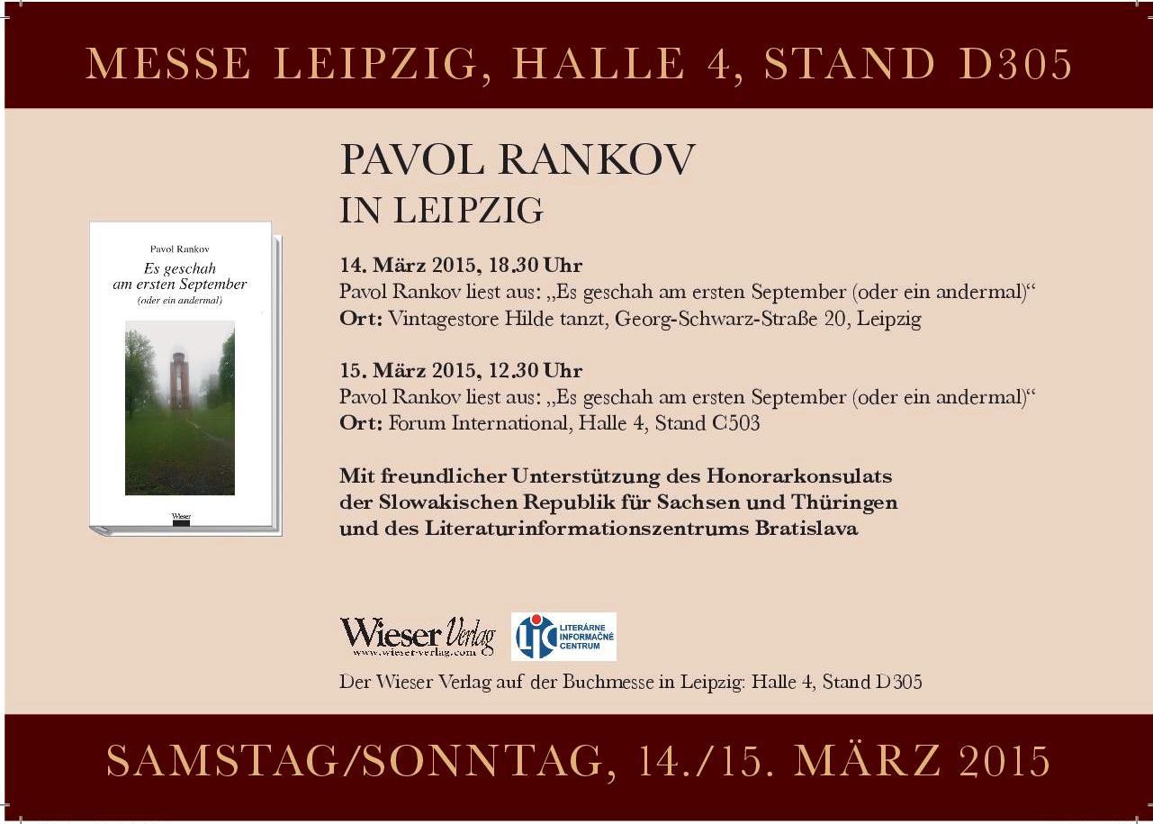 Einladung Leipzig