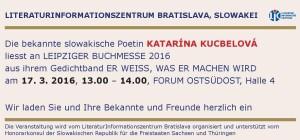 Einladung_Lesung K. Kucbelova 2016