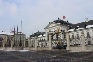 Präsidentenpalast Bratislava