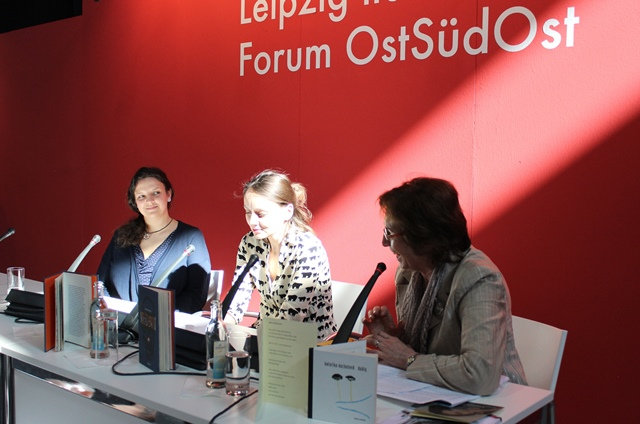 Buchmesse Leipzig 2016_Lesung K. Kucbelova_Stefanie Bose (5)